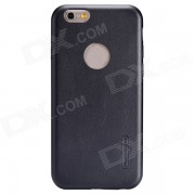 NILLKIN Victoria Series Protective PU Leather Case for IPHONE 6 PLUS - Black