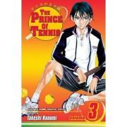 The Prince of Tennis: v. 3 by Takeshi Konomi