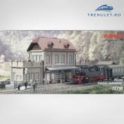 """Cladire gara """"Bahnhof"""" HO, Marklin 72798"""