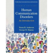 Human Communication Disorders by Noma B. Anderson