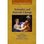 The Psychology of Attitudes and Attitude Change by Joseph P. Forgas