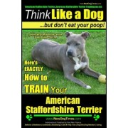 American Staffordshire Terrier, American Staffordshire Terrier Training AAA Akc by MR Paul Allen Pearce
