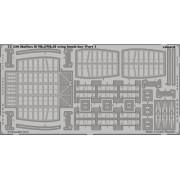 Eduard Photoetch 1:72 - Halifax Mk.I/Mk.II wing bomb bay (Revell) - EDP72536
