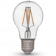 Luxform Conjunto de 4 lâmpadas LEDs W E27 230 V 2700 K,