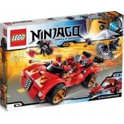 Ninjago - Playthemes - Le Ninja X-1 - 70727