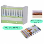 Set patut + salteluta Kalina White-Green