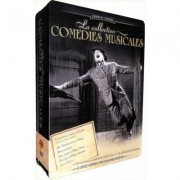 La collection Comédies Musicales - Coffret métal 8 DVD
