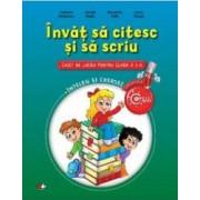 Invat Sa Citesc Si Sa Scriu Cls 1 Caiet - Gabriela Barbulescu