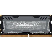 Ballistix Sport LT 4GB Single DDR4 2400 MT s PC4-19200 SODIMM 260-Pin Memory - BLS4G4S240FSD