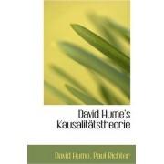 David Humes Kausalit Tstheorie by David Hume