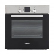 Bosch Serie 2 HBN331E7B Single Built In Electric Oven - Stainless Steel