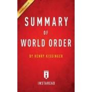 Summary of World Order by Instaread Summaries