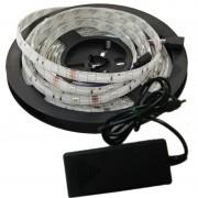 Tira LED Estanca 14.4 Watios. 12 Voltios