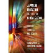 Japanese Education in an Era of Globalization by Gary Decoker