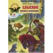 Legende istorice romanesti - Simion Florea Marian