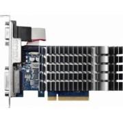 Placa video Asus GeForce GT 710 2GB GDDR3 64bit Low Profile Bracket