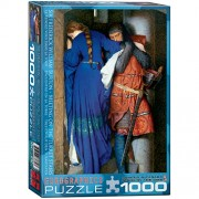 Eurographics 03682 - Burton: Meeting on the Turret Stairs - Puzzle 1000 pezzi