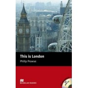 This Is London - With Audio CD by Phillip Prowse
