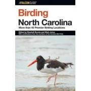 Birding North Carolina by Carolina Bird Club