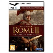 Total War Rome II - Emperor Edition PC CD Key