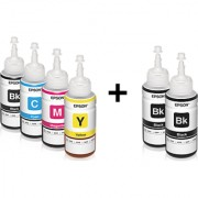 epson l100/l200/l220 original ink special offer get 2 pcs black bottles free