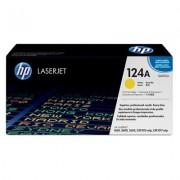 HP 124A Laserjet Yellow Print Cartridge