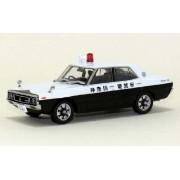 1/43 DISM GC110 Skyline (Yonmeri) 2000GT Early Type patrol car (Kanagawa Prefectural Police) (japan import)