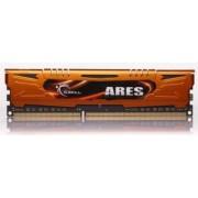 G.Skill 16 GB DDR3-RAM - 1600MHz - (F3-1600C10D-16GAO) G.Skill Ares Serie Kit - CL10