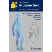 Color Atlas of Acupuncture by Hans-Ulrich Hecker