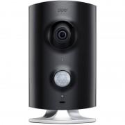 Caméra HD tout-en-un Piper NV noire avec support Z-Wave Plus - ICONTROL