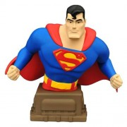 Diamond Select - Superman The Animated Series Busto Superman 15 Cm