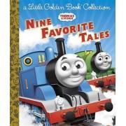 Thomas & Friends: Nine Favorite Tales by Golden Books