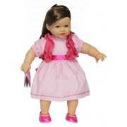 Boneca Smart Doll Interage e Responde Diver Toys 632