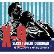 X9: Secret Agent Corrigan: Volume 3 by Al Williamson