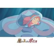 "Studio Ghibli Ponyo Design 108 Pieces Puzzle (10"" x 7"") (japan import)"