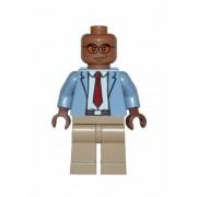 Lego Gus Fring Figure (Custom) Breaking Bad Los Pollos Hermanos