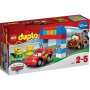 LEGO DUPLO Cars Klassieke Race - 10600