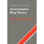 Commutative Ring Theory by Hideyuki Matsumura