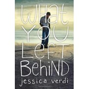 What You Left Behind by Jessica Verdi