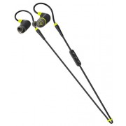 Audio-technica SONICSPORT canal type wireless earphone waterproof specification for sports black ATH-SPORT 4 BK(UnboxJapan Exclusive)