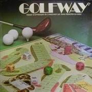Ancien Jeu De Société De Golf Avec Plateau Dés Et Pions - Board Game Vintage Années 1970 - 1980