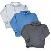 Kapuzen - Sweatshirt, royal, Gr. XL