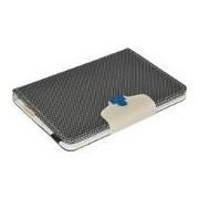 """Univerzális 7-8"""" táblagép tok Bluetooth billentyűzettel, fekete-fehér, ENG"""