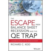 The Escape from Balance Sheet Recession and the QE Trap by Richard C. Koo
