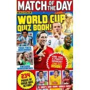 Match of the Day World Cup Quiz Book by Match of the Day