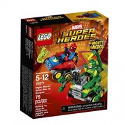 LEGO Super Heroes Mighty Micros: Spider-Man vs. Scorpion 76071 Building Kit