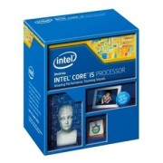 Procesor Intel Core i5-4670 Haswell, 3.4GHz, socket 1150, Box, BX80646I54670