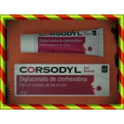 CORSODYL GEL DENTAL 50 G [BP] 156377 CORSODYL GEL DENTAL - (50 G )