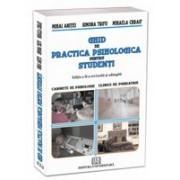Ghid de practică psihologică pentru studenţi. universitara