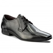 Обувки CLARKS - Chilton Lace 203511747 Black Leather